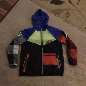 Mens Nike Wild Run WindRunner Jacket